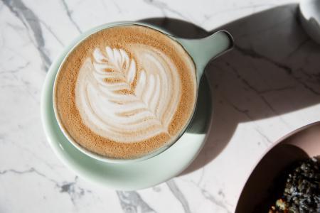 persephone bakery latte