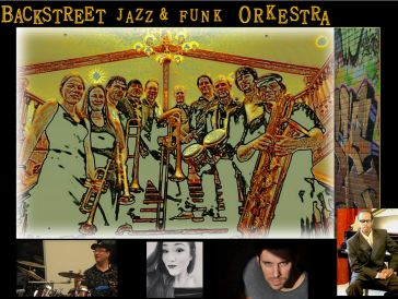 Backstreet Jazz & Funk Orkestra