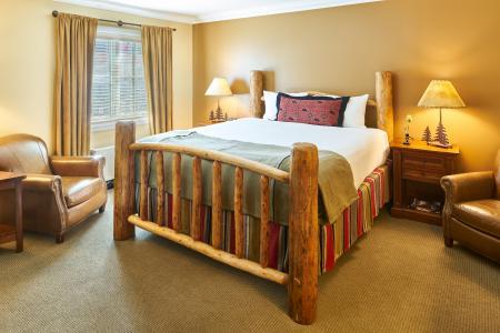 wort hotel room