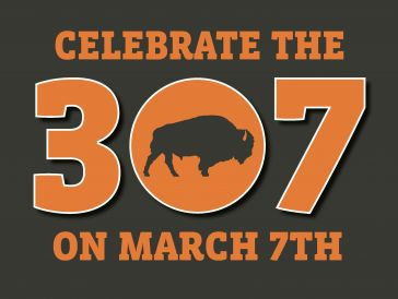 Celebrate the 307 on March 7th