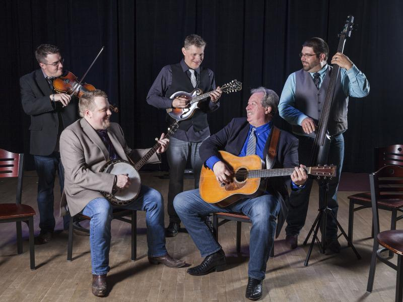"""Russell Moore & IIIrd Tyme Out to headline Silver Dollar """"Sit Down, Get Down"""" Bluegrass Style"""