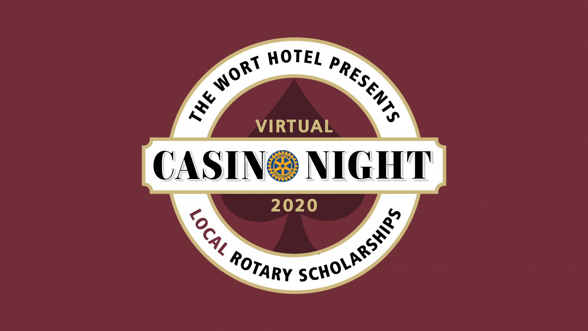 Virtual Casino Night 2020