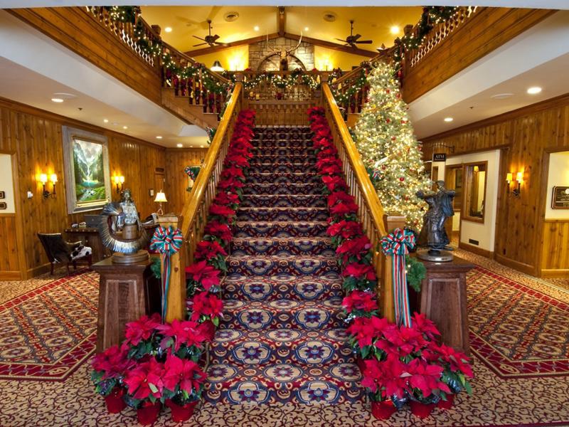Christmas in Jackson Hole