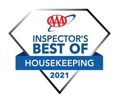 AAA 'Best of Housekeeping' Property of 2021