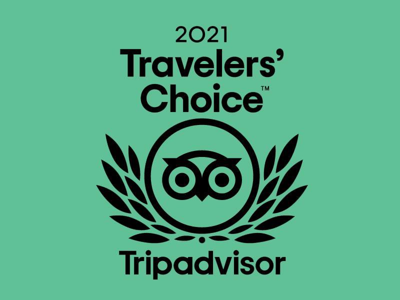 The Wort Hotel Wins 2021 Tripadvisor Travelers' Choice Award for 2021