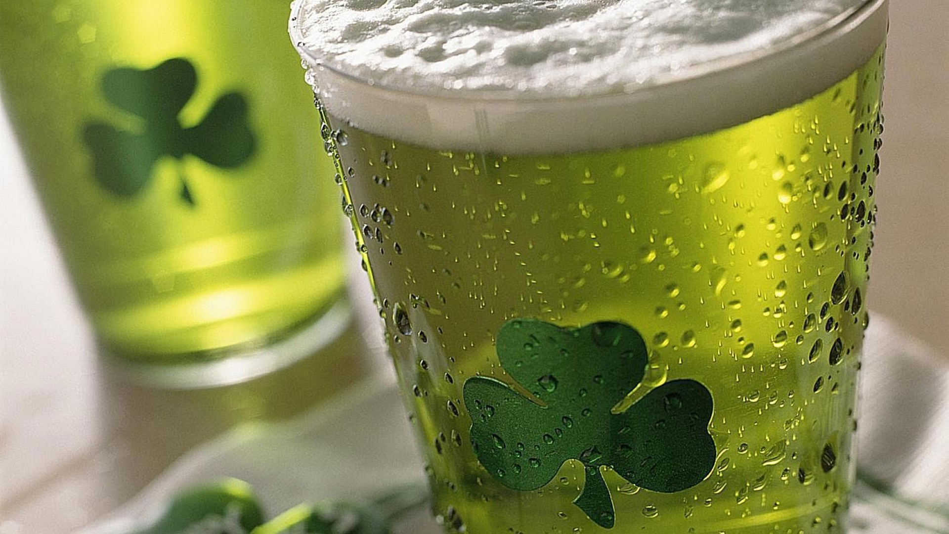 Join us for our annual St. Patrick's Day Party