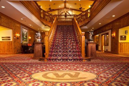 U.S. News & World Report ranks The Wort Hotel