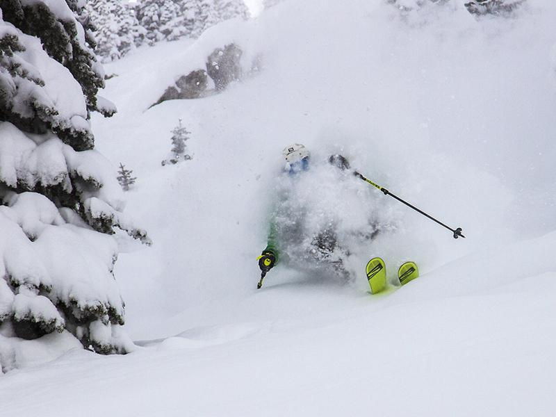 December Record Snowfall in Jackson Hole
