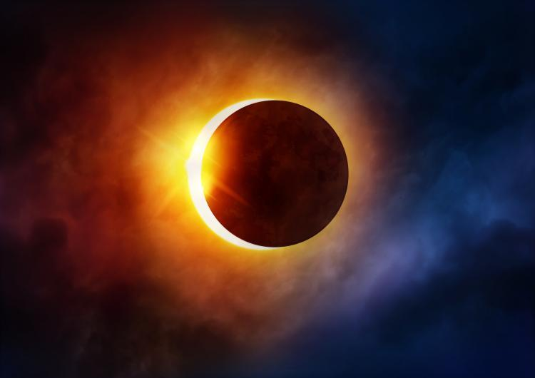 Total Solar Eclipse in Jackson Hole