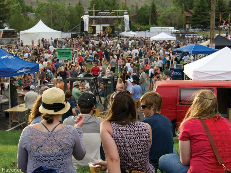 Live Music in Jackson Hole