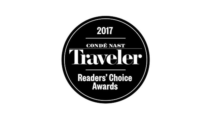 The Wort Hotel recognized with Conde Nast Traveler's 2017 Readers' Choice Award