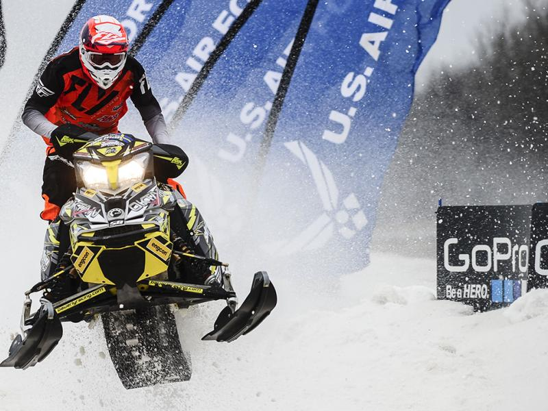 Jackson Hole Snocross National