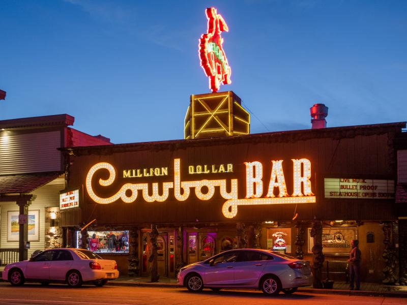 Million Dollar Cowboy Bar Sells to Wort Owners